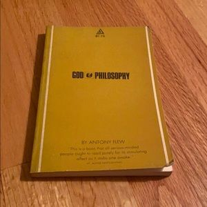 "🧡 ""God & Philosophy"" book"